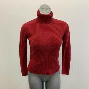 Eddie Bauer Turtleneck Sweater Women's Medium